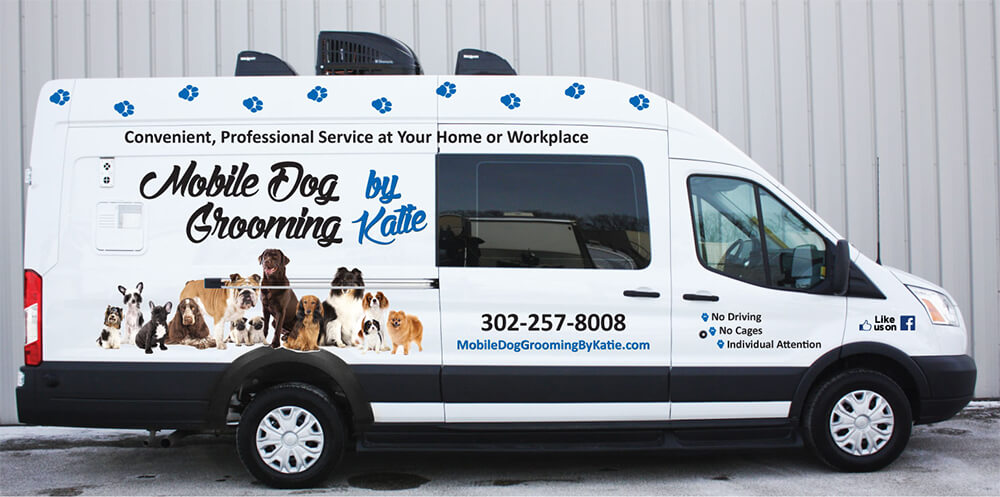 Home Mobile Dog Grooming By Katie